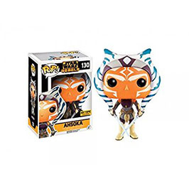 FIGURA POP! STAR WARS REBELS (AHSOKA)