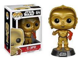 FIGURA POP! STAR WARS (C-3PO) [Caja negra Nº64]