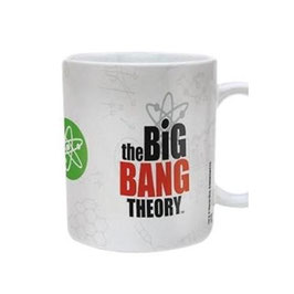 TAZA THE BIG BAND THEORY SIMBOLO