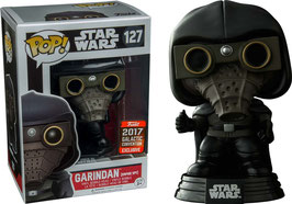 FIGURA POP! STAR WARS (GARINDEN EMPIRE SPY) SW-CELEBRATION 2017 nº127