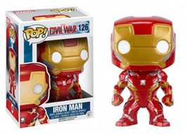 FIGURA POP! IRON MAN (CIVIL WAR)