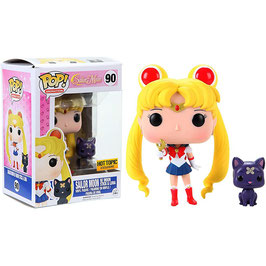 FIGURA POP! SAILOR MOON (SAILOR MOON & LUNA WITH MOON)