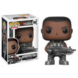 FIGURA POP! GEARS OF WAR (AUGUSTUS COLE) nº198