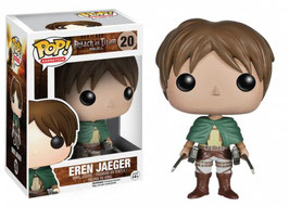 FIGURA POP! ATTACK OF TITAN (EREN JAEGER) nº20