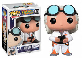 FIGURA POP! REGRESO AL FUTURO (DR. EMMETT BROWN)