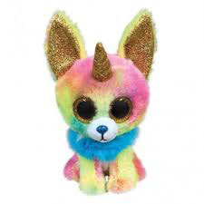 PELUCHE TY PERRO CUERNO (YIPS)