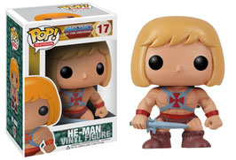 FIGURA POP! MASTERS OF THE UNIVERSE (HE-MAN)