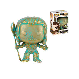 FIGURA POP! BATMAN V SUPERMAN (AQUAMAN BRONCE PATINE) nº87