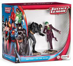 FIGURA SCHLEICH BATMAN VS THE JOKER