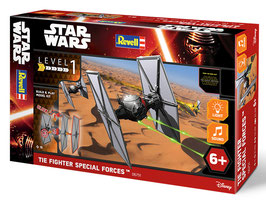 MAQUETA STAR WARS REVELL FIRST ORDER SPECIAL FORCES TIE FIGHTER
