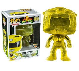 FIGURA POP! POWER RANGERS (YELLOW RANGER MORPHING EXCLUSIVE)