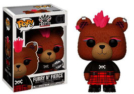 FIGURA POP! BUILD-A-BEAR (FURRY N' FIERCE)