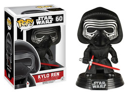 FIGURA POP! STAR WARS (KYLO REN Nº60)