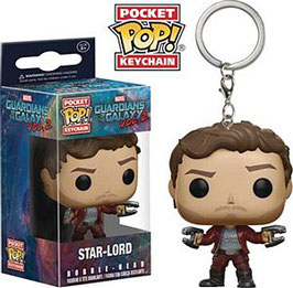 LLAVERO POCKET POP! GUARDIANES DE LA GALAXIA (STAR-LORD)