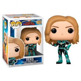 FIGURA POP! CAPTAIN MARVEL (VERS)