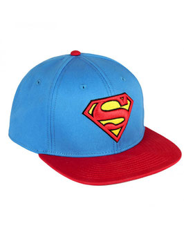 GORRA SUPERMAN PREMIUM BORDADA - CERDÁ
