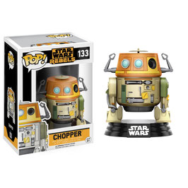 FIGURA POP! STAR WARS REBELS (CHOPPER)