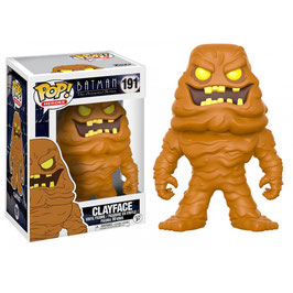 FIGURA POP! BATMAN THE ANIMATED SERIES (CLAYFACE)