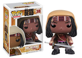 FIGURA POP! THE WALKING DEAD (MICHONNE)