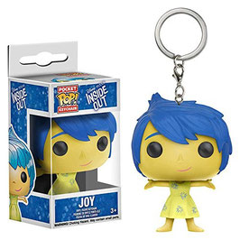 LLAVERO POCKET POP! DEL REVÉS (JOY/ALEGRIA)