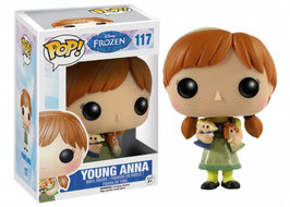 FIGURA POP! FROZEN (YOUNG ANNA) nº117