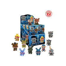 Mystery minis Five Nights at Freddy's The Twisted