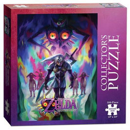 PUZZLE LEGEND OF ZELDA MAJORA'S MASK INCARNATION (550 PIEZAS)