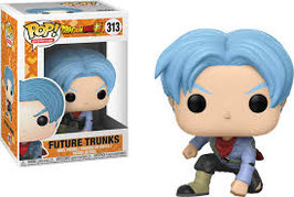 FIGURA POP! DRAGON BALL SUPER (FUTURE TRUNKS)