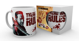 TAZA THE WALKING DEAD RULES
