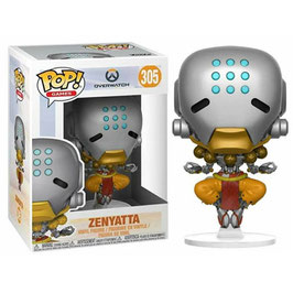 FIGURA POP! OVERWATCH (ZENYATTA)
