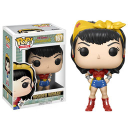 FIGURA POP! DC COMICS BOMBSHELLS (WONDER WOMAN) nº167