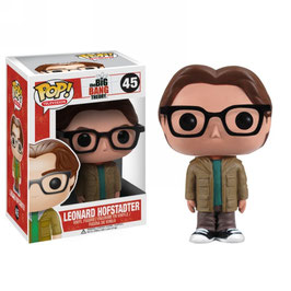 FIGURA POP! BIG BAND THEORY (LEONARD HOFSTADTER) nº45