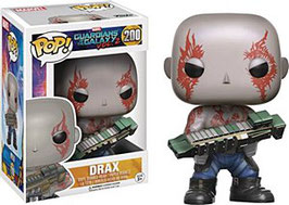 FIGURA POP! GUARDIANES DE LA GALAXIA Vol.2 (DRAX) nº200