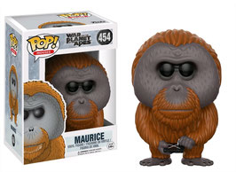 FIGURA POP! WAR FOR THE PLANET OF THE APES (MAURICE) nº454