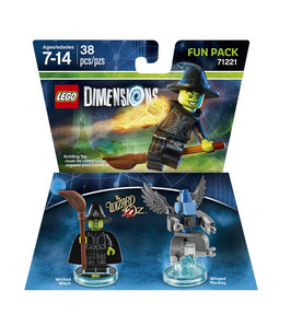 LEGO DIMENSIONS 71221 THE WIZARD OF OZ (FUN PACK)
