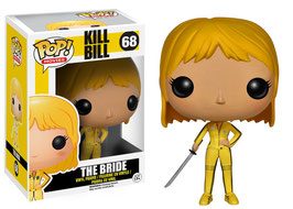 FIGURA POP! KILL BILL (THE BRIDE) nº68