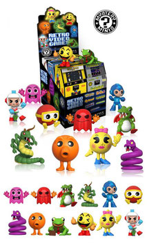 Mystery minis Retro games