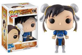 FIGURA POP! STREET FIGHTER (CHUN-LI)