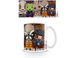 TAZA MARVEL - GUARDIANES DE LA GALAXIA