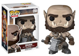 FIGURA POP! WARCRAFT (ORGRIM)