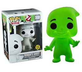 FIGURA POP! LOS CAZAFANTASMAS (ROWAN'S GHOST GLOW IN THE DARK) nº308