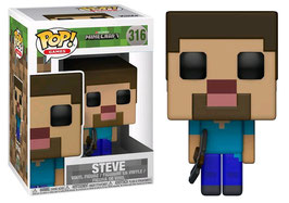 FIGURA POP! MINECRAFT (STEVE)