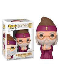 FIGURA POP! HARRY POTTER (ALBUS DUMBLEDORE) Nº115