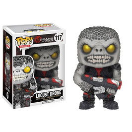 FIGURA POP! GEARS OF WAR (LOCUST DRONE) nº117