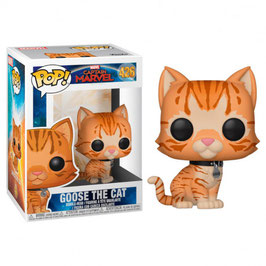 FIGURA POP! CAPTAIN MARVEL (GOOSE THE CAT)