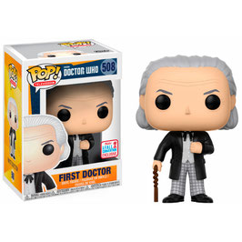 FIGURA POP! DOCTOR WHO FALL CONVENTION EXCLUSIVE 2017 (FIRST DOCTOR) nº508