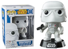 FIGURA POP! STAR WARS (SNOWTROOPER) nº56