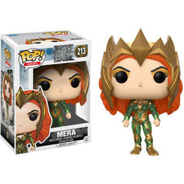 FIGURA POP! JUSTICE LEAGUE (MERA) nº213