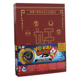 YO-KAI WATCH - ALBUM DE COLECCION MEDALIUM