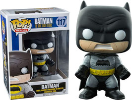 FIGURA POP! BATMAN THE DARK KNIGHT RETURNS (BATMAN BLACK CUSTOME) nº117